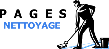 PAGES Nettoyage Logo